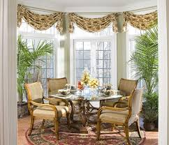 dining room window treatment ideas dining room window curtains fly