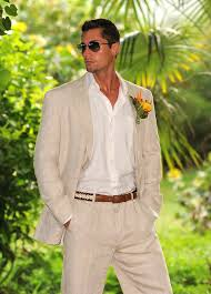 caribbean wedding attire delave linen suit only at justlinen you will find the best linen