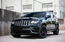 jeep grand cherokee 2017 srt8 customized jeep grand cherokee srt8 exclusive motoring miami