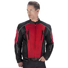 red motorcycle jacket vikingcycle warlock mesh motorcycle jacket for men motorcycle