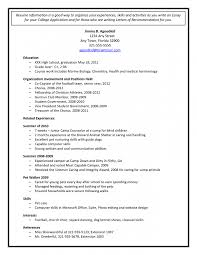 Resume Templates College Application College Application Resume Templates High Resume Examples