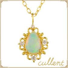 white opal necklace images Cullent k18 opal necklace destiny drop lace k18 18k 18 gold jpg
