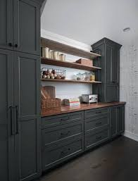 real wood kitchen pantry cabinet 75 beautiful kitchen pantry with shaker cabinets pictures