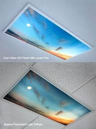 Fluorescent Ceiling Light Covers Fluorescent Ceiling Light Covers Windows Fluorescent Light Cover