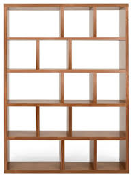 Modern Bookcases Berlin 5 Levels Bookcase 150 Cm Modern Bookcases By Temahome