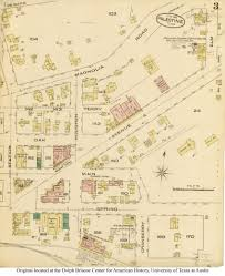 Tamu Campus Map Sanborn Maps Of Texas Perry Castañeda Map Collection Ut