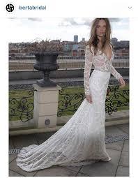 berta bridal berta bridal white ivory lace style 15 107 formal wedding dress