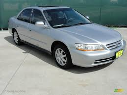 2002 silver honda accord 2002 satin silver metallic honda accord se sedan 33328714