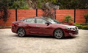 Nissan Joins Apple Carplay Bandwagon With 2017 Maxima U2013 News U2013 Car