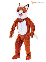 deluxe animal big head fancy dress costumes funny unisex