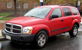 2006 dodge durango information and photos momentcar