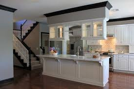 white kitchen cabinets with wood crown molding crown molding design ideas pictures remodel and decor