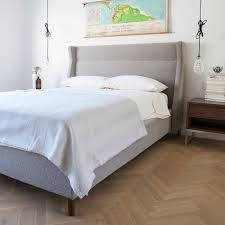 bedroom design ideas how to design a bedroom at lumens com shop carmichael bed by gus modern annex end table by gus modern and more