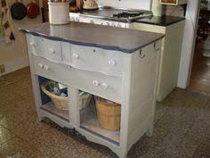 Repurposed Dresser Kitchen Island - dresser to kitchen island things to do pinterest dresser