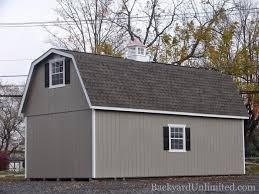 garages u0026 large storage single car garages backyard unlimited