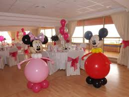 minnie y mickey mouse fiesta infantil fiestas mickey mouse and