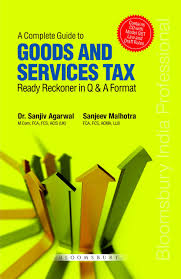 buy gst goods and service tax 2017 books manuals journals by