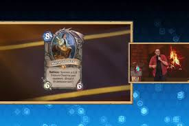 marin the fox hearthstone u0027s latest card is available for free on