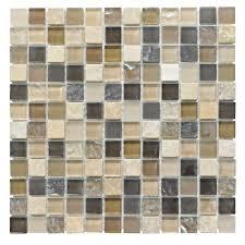 colours glass mosaic tile diy
