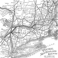 New York Rail Map by Harlem Line Wikipedia