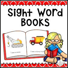 108 sight word books the measured mom