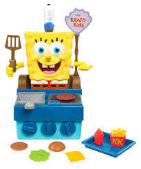 nickelodeon spongebob squarepants talking krabby patty maker