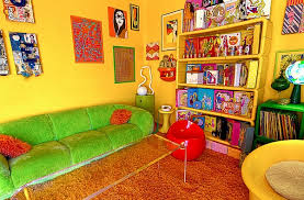 Retro Living Room Ideas And Decor Inspirations For The Modern Home - 60s home decor