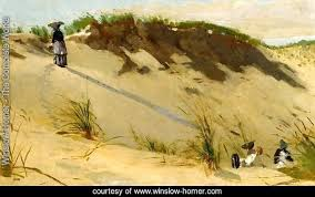 winslow homer the complete works the sand dune winslow homer com