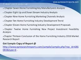 Home Decor Industry Home Decor Industry Market Size Home Decor