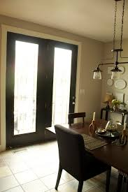 the black doors are taking over in the house laurie jones home