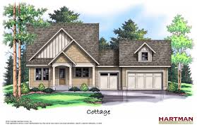 Rambler Style Homes by Hartman Homes Vintage Collection