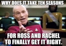 Rachel Meme - picard wtf meme imgflip