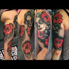 day of the dead 2 tatts