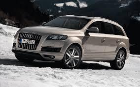 Audi Q7 Colors - 2011 audi q7 information and photos zombiedrive