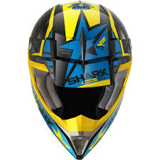 ebay motocross helmets shark sx2 wacken motocross helmet mx off road dirt bike removable