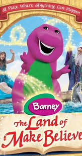 Credits To Barney And The by Barney The Land Of Make Believe Video 2005 Imdb