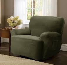 Slipcover For Reclining Sofa by Maytex