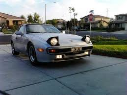 porsche 944 silver buy used 1983 porsche 944 silver black original california car