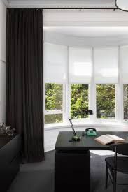 Window Treatments For Bay Windows In Dining Rooms The 25 Best Bay Window Blinds Ideas On Pinterest Bay Windows