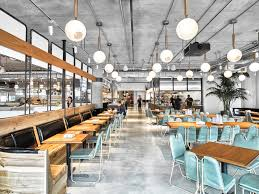 Dropbox Corporate Office Avroko Spearheads Dropbox Hq U0027s Cafeteria And Coffee Bar