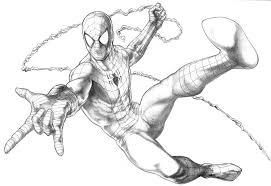 spiderman swinging by patc 14 on deviantart