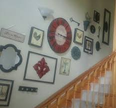 Ideas To Decorate Staircase Wall 13 Best Stairway Wall Decorating Ideas Images On Pinterest