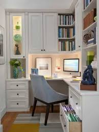 staging the home office