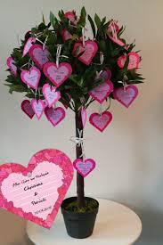polterabend geschenkideen set hochzeitsbaum mit anhänger persönliche geschenkidee für