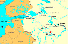 moscow russia map moscow russia discount cruises last minute cruises