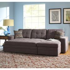 Charcoal Gray Sectional Sofa With Chaise Lounge by Furniture Grey Sectional Sofa With Burbank Charcoal Grey Waffle