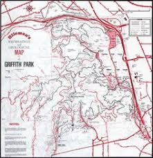 griffith park map downloadable map of the trails in griffith park right click