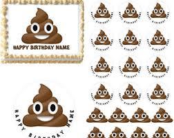 emoji cake image etsy