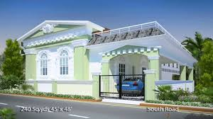 vastu south facing house plan south indian house plans south facing youtube