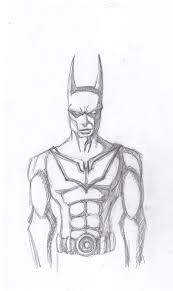 batman beyond sketch by constantscribbles on deviantart